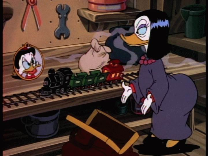 Ducktales a ducktales valentine